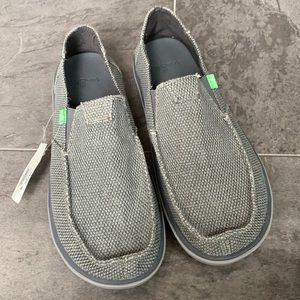 Sanuk Sidewalk Surfer Vegabond Tripper shoe